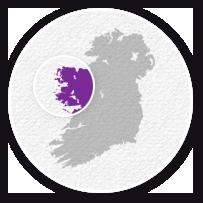 Connemara guided tour map