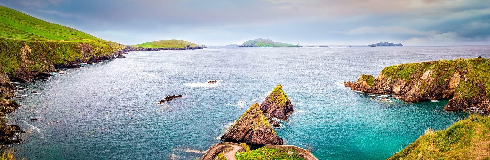 Dun Chaoin Dingle Peninsula