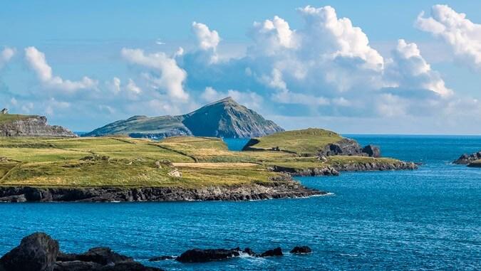 Valentia island tour