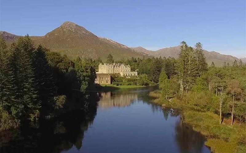Ballinahinch Castle